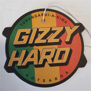 GIZZY HARD AIR FRESHENER COCONUT-new arrivals-Blitz Surf Shop