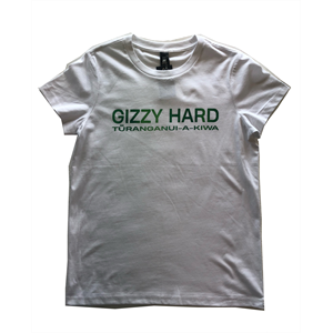 GIZZY HARD WOMENS POUNAMU TEE-new arrivals-Blitz Surf Shop