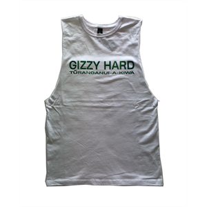 GIZZY HARD POUNAMU CHEST PRINT MUSCLE-new arrivals-Blitz Surf Shop
