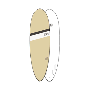 OCEAN AND EARTH 6'6 HAPPY HOUR EPOXY SOF-new arrivals-Blitz Surf Shop