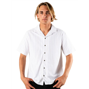 Sum20 RUSTY CRYPTIC SS RAMIE SHIRT-mens-Blitz Surf Shop