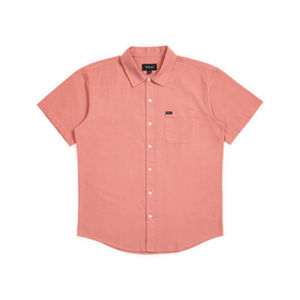Sum20 BRIXTON CHARTER OXFORD SS SHIRT-mens-Blitz Surf Shop