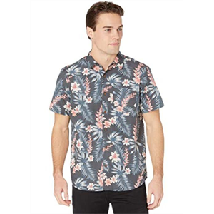 Sum20 HURLEY FUTURA SHORT SLEEVE SHIRT-mens-Blitz Surf Shop