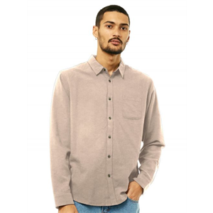 Win21 RUSTY OVERTONE L/SLEEVE LINEN SHRT-mens-Blitz Surf Shop