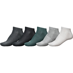 GLOBE HILITE ANKLE SOCK 5 PACK-footwear-Blitz Surf Shop