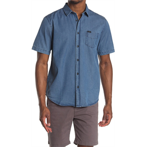 Sum20 GLOBE TIDAL SS SHIRT -mens-Blitz Surf Shop