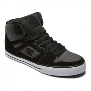 Win21 DC PURE HIGH TOP SHOE-footwear-Blitz Surf Shop