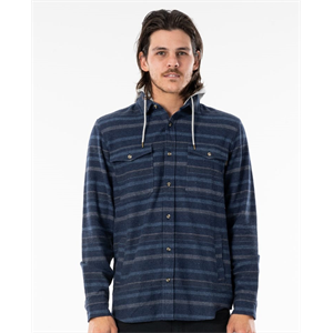 Win21 RIP CURL RANCHERO FLANNEL SHIRT-mens-Blitz Surf Shop