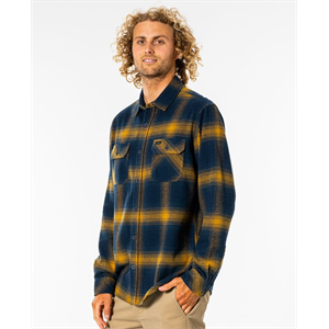 Win21 RIP CURL COUNT LS SHIRT-mens-Blitz Surf Shop