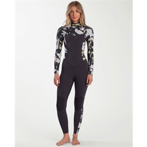 Win21 BILLABONG 4/3MM SALTY DAYS WETSUIT