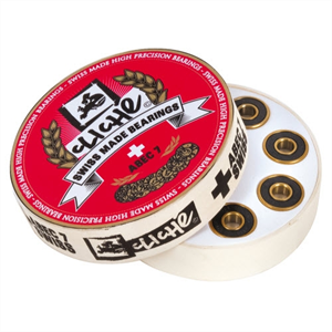 CLICHE ABEC 7 SWISS SKATEBOARD BEARINGS-skate-Blitz Surf Shop