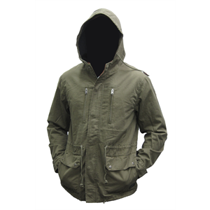 WIN14 BILLABONG OG ARMY JACKET-jackets-Blitz Surf Shop