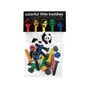 "ENJOI LITTLE BUDDIES 1"" SKATE  HARDWARE-skate-Blitz Surf Shop"