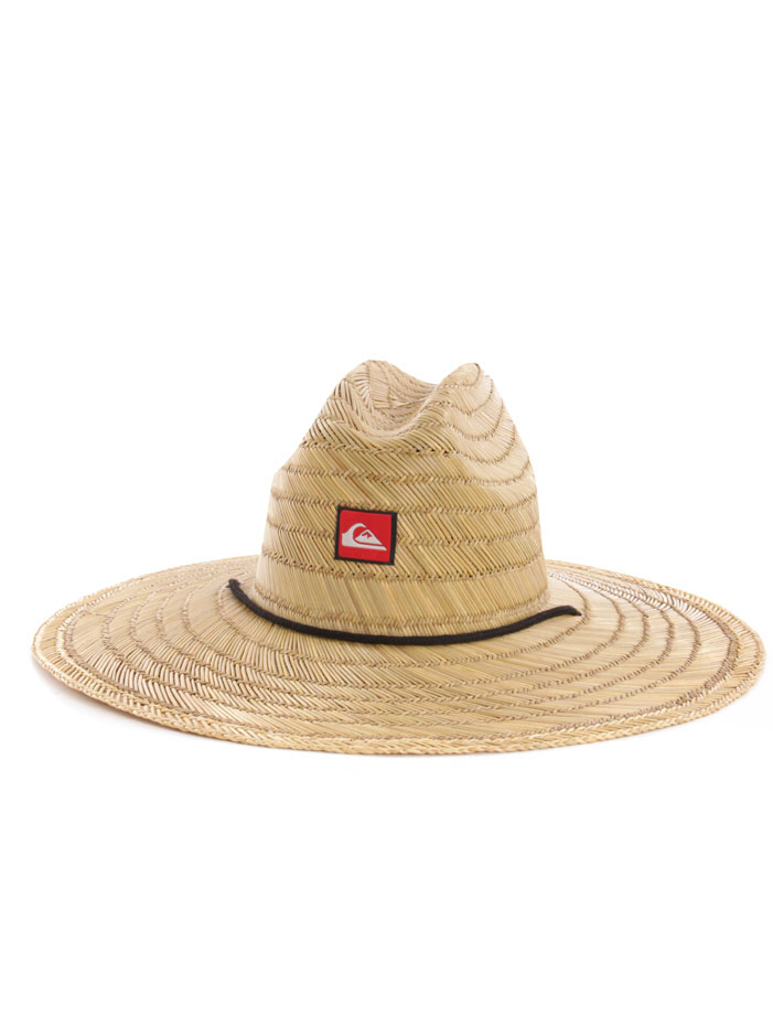 f8303599 clearance quiksilver pierside sun protection hat 0db3e 927f3